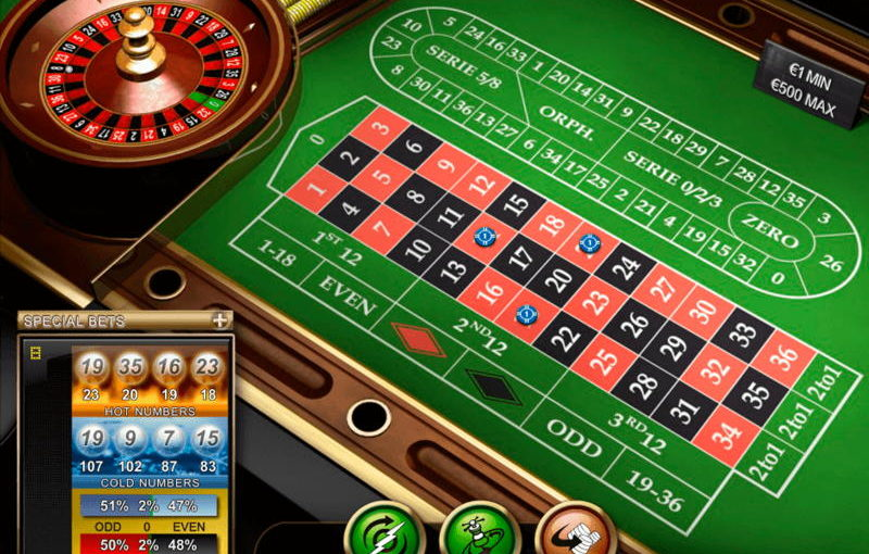Open Roulette System