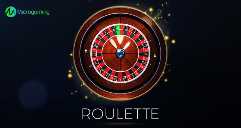 Roulette by Microgaming